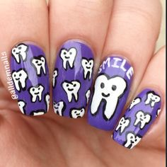 Dentist Nails