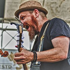 """Mother Grove blends original rock songs with traditional Scottish and Irish instruments such as Highland bagpipes, pennywhistle and fiddle to create a sound defined as """"KILT ROCK"""". © 2013 McLaren Photographic LLC #McLarenPhotographic #mclarenphotos #HighlandGames  http://www.mclarenphotographic.com"""