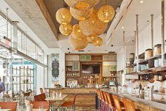 Eater.com // Blue Plate Taco's Coastal Cool Inside SM's Shore Hotel