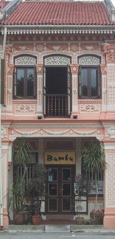 Bumbu Restaurant, Farrer Road.  Indonesian and Thai food served here.   #halal #Singapore