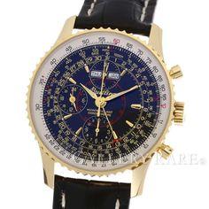 ブライトリング ナビタイマー モンブラリン ダトラ BREITLING 腕時計 K21330