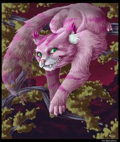 How's Cheshire by ~Manamaraya on deviantART