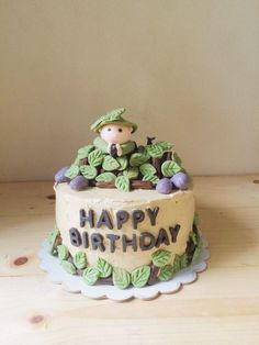 Airsoft Cake