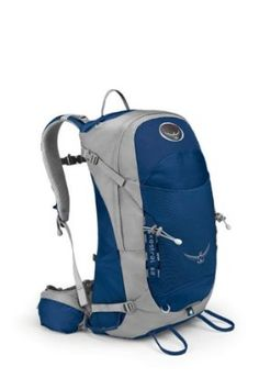 Osprey Packs Kestrel 32 Backpack by Osprey. $129.95. Small/medium has 1,831 cubic inches/30 liters of capacity and two-pound, ten-ounce weight; medium/large has 1,953 cubic inches/32 liters of capacity and two-pound, 12-ounce weight. Kestrel Series features Osprey's most versatile packs, designed to be lightweight and functionally versatile. Reverse StraightJacket compression straps, Stow-On-The-Go trekking pole attachment, tool attachment, stretch woven front pocket, an...