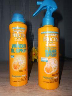 Schnelle Hilfe gegen trockene Haare – Fructis Oil Repair 3 | monilooks.de – Produkttests & mehr…