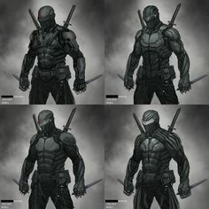 Snake Eyes Concept