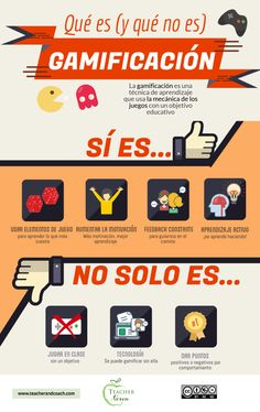 QUÉ ES GAMIFICACIÓN  #gamificación #gamification #juegoeducativo Tools For Teaching, Teacher Tools, Learning Tools, Learning Resources, Learning Spanish, Study Techniques, Teaching Techniques, Learning Psychology, Flip Learn