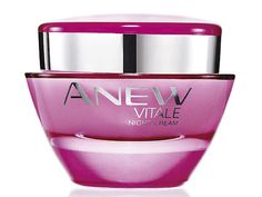 "Avon Anew Vitale Night Cream #CosmoBeautyBestBuy ""The first thing I noticed about this (gel-based) night cream was the scent. I'm absolute sucker for things that smell good and this reminded me of shampoo for some reason."""