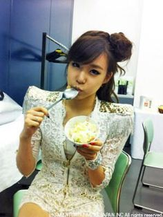 Tiffany Selca @ Japanese Moblie Site