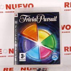 #Videojuego #TRIVIAL PURSUIT para #PS3 E270886 de segunda mano | Tienda online de segunda mano en Barcelona Re-Nuevo #segundamano