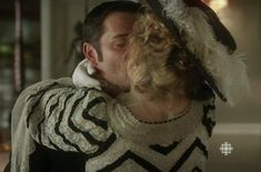 William (Yannick Bisson) and Julia (Hélène Joy) celebrate their honeymoon in New York City. Murdock Mysteries, Detective Shows, Tv Series, Mystery, Tv Shows, Celebrities, Youtube, Kiss, Joy