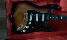 Fender American Vintage '62 Stratocaster 1997 | 15jt