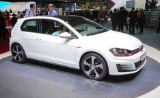 2014 Volkswagen Golf MK7 Beetles Volkswagen, Volkswagen Golf, Car Magazine, Top Cars, Porsche 356, Latest Cars, Vw Camper, Automobile, White White