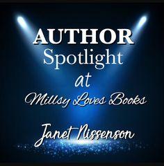 MillsyLovesBooks: Author Spotlight  - Janet Nissenson