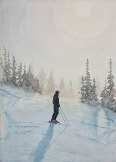 Tim Gardner Watercolors