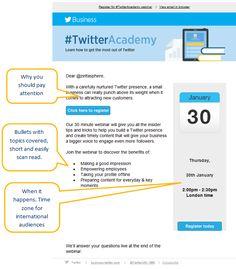 Telestream  Webinar Email Invite  Webinar Marketing