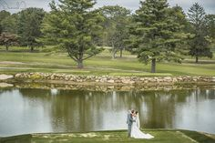 Tina and Joe's Penn Oaks Golf Club wedding