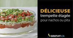 Ce qui nous plait de cette recette? Super simple à faire! Il suffit de 10minutes pour la préparer, et tout le monde se l'arrache! Nachos, Super Simple, Acai Bowl, Breakfast, Gray, Salads, Everything, Free Samples, Eat