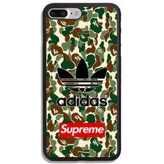 Adidas Camo X Supreme iPhone Samsung Phone Case Cover Adidas Backgrounds, Adidas Camo, Phone Cases, Phone Case