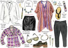 How To Dress Like An Olsen Twin... Tita! Stuff for you!