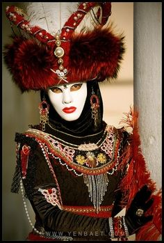 Shots For Passion - Photography: Venice, Carnival 2011: The Red ...