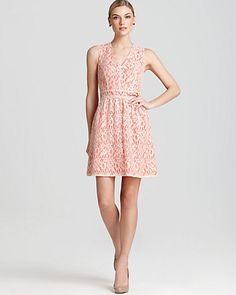 Tegan Dress - Twinkle Lace Sleeve | Bloomingdale's