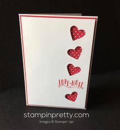 For full details, please  [url=http://stampinpretty.com/2016/12/sealed-with-love-valentine-card.html][color=red][b]Visit My Stampin' Pretty Blog![/url][/color][/b]