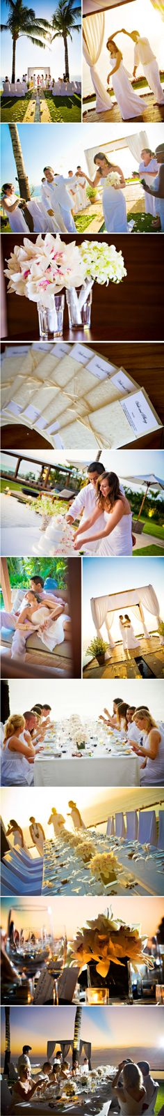 Real Wedding in Bali