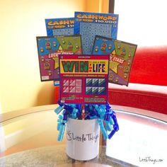 diy do it yourself present gift cheap $20 idea