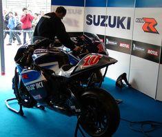 2003年4月4日 日本GP 鈴鹿サーキット SUZUKI Grandprix Team #10 Kenny Roberts Junior(ケニー・ロバーツ・ジュニア)