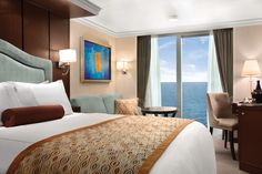 Oceania Cruises, stateroom