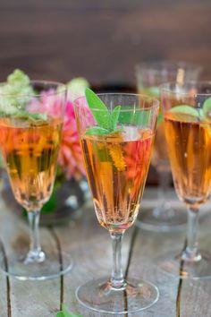 Ein letztes Mal Sommer - Sweet Sage, Drink mit Salbei, Cocktail mit Salbei, Martini Drink mal anders