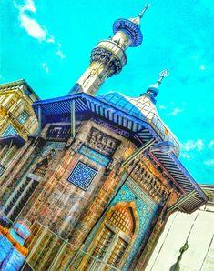 mosque / eminönü / istanbul / turkey / photo by koto serdar bulgu