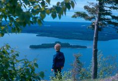 Bras d'Or Lake in Nova Scotia. | 34 Reasons The Maritimes Is The Best Place On The Planet
