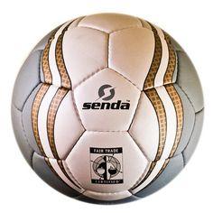 Senda Fair Trade Soccer Ball: Volta Premier Ball, size 5, Grey by Senda Athletics, http://www.amazon.com/dp/B008GUWHDY/ref=cm_sw_r_pi_dp_zQCKrb1VWDYM5