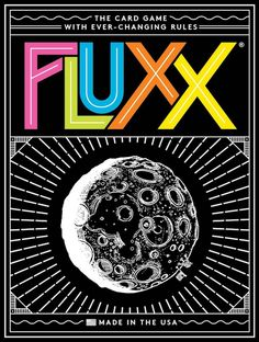 Best board games for older kids: the rules of Fluxx keep changing, so the fun never stops