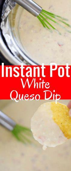 Instant Pot White Qu