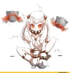 Kantai Collection,Northern Ocean Hime