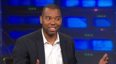 """""""Between the World and Me"""" author Ta-Nehisi Coates explores the state of race relations in America."""