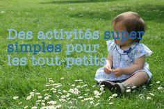 activites-simples-bebea25 activités super simples pour les tout-petit