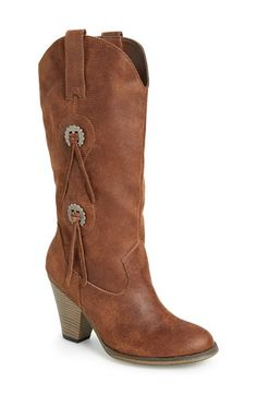 MIA 'Badge' Boot (Women) available at #Nordstrom