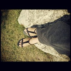 Fashionable yet comfy sandals are must-haves for me when I travel ♥  Ancient City, Bangkok Thailand