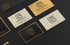 Idealnie Design Studio Branding on Behance