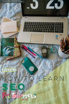 Learn SEO for Bloggers
