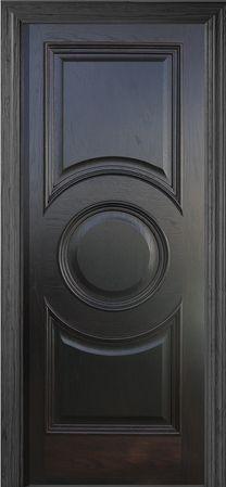Model - N-311 - Royale - Circle Rosette Door