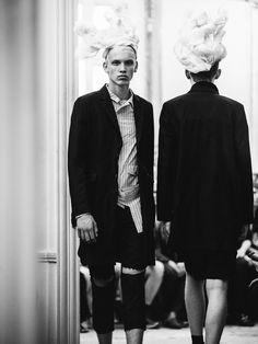 Comme des Garçons Homme Plus SS16 Menswear Paris