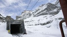 Jungfraujoch, Switzerland: Trains run almost entirely through a tunnel under the Swiss Alps to get to Jungfraujoch, Europe's highest rail station, which lies at just over 11,300 feet. After they step off the train, visitors can take the elevator to the scientific observatory atop the Sphinx mountain peak