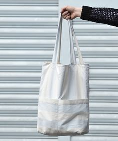 House of Red - Stripe Tote Bag