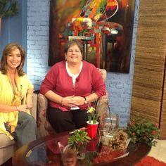 Beth Phelps talking #plants on GMA #gardening #pruning