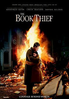"The Book Thief | ""she was one of those few souls.that made me wonder what it was to live"""